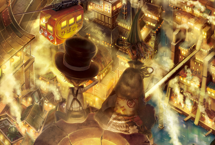 絵本「えんとつ町のプペル」の画像です